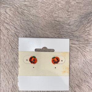 Halloween 🎃  Sterling Silver earrings